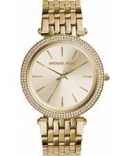 Michael Kors MK3191 Panie Darci cały złoty zegarek