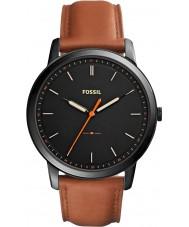 Fossil FS5305 Mens zegarek minimalistyczny