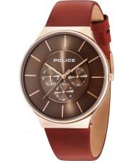 Police 15044JSR-12 Mens seattle zegarek