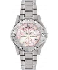 Rotary ALB90033-C-07 Panie AQUASPEED stali zegarek sportowy chronograf