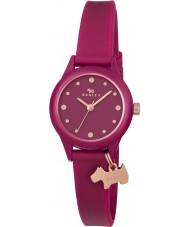 Radley RY2438 Zegarki damskie to rubin silikonowy pasek zegarka