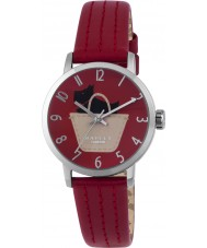Radley RY2287 Panie rubin skórzany pasek zegarka