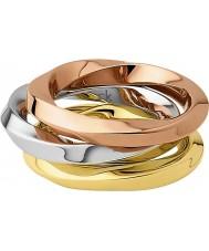Calvin Klein KJ0KDR300106 Ekskluzywny pierścień dla kobiet