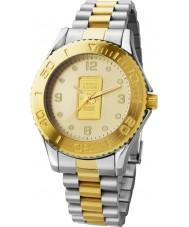 Ingot CSW1292CBG Mężczyzna dwa tonu stalowa bransoletka zegarek