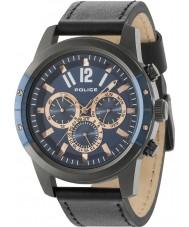 Police 14528JSUBL-03 Męski zegarek scrambler
