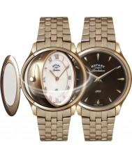 Rotary LB02974-25-41 Panie objawienia zegarek