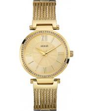 Guess W0638L2 Ladies soho pozłacana bransoletka zegarek