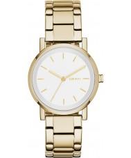 DKNY NY2343 Ladies soho złoty zegarek bransoleta ze stali