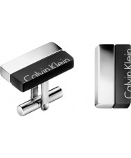 Calvin Klein KJ5RBC210100 Męskie przypominającego spinki