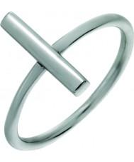 Nordahl Jewellery 125223-56 Panie srebrne pin ring - wielkość p