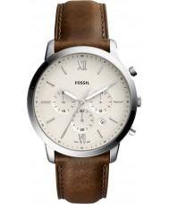 Fossil FS5380 Zegarek męski neutra