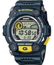 Casio G-7900-2ER Mężczyźni g-shock zegarek cyfrowy niebieski