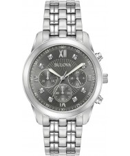 Bulova 96D135 Męskie diamentu zegarek