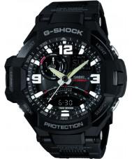 Casio GA-1000FC-1AER Mężczyźni g-shock sensor Twin neon-Iluminator zegarek