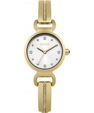 Oasis B1573 Ladies złota bransoletka zegarek