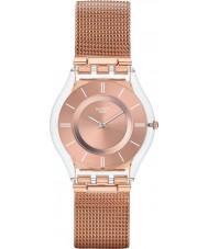Swatch SFP115M Skóra - cześć kochanie zegarek