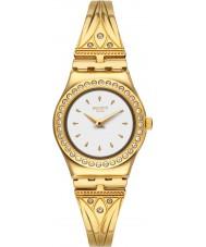 Swatch YSG155G Zegarek damski złoty szlak