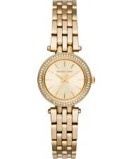 Michael Kors MK3295 Panie mini Darci pozłacane bransoletę zegarka