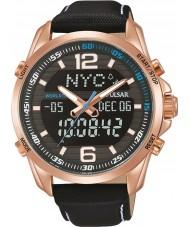 Pulsar PZ4006X1 Męski zegarek sportowy