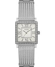 Guess W0826L1 Ladies Highline srebrna bransoleta ze stali zegarek