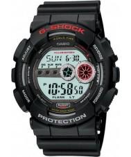 Casio GD-100-1AER Super auto Mężczyźni g-shock zegarek led