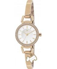 Radley RY4154 Panie Aldgate wzrosła pozłacany pół bransoletka zegarek