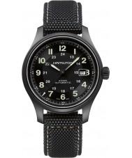 Hamilton H70575733 Męski zegarek w stylu khaki