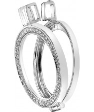 Emozioni DP487 25mm odwracalna srebro monety bramkarza