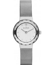 Skagen 456SSS Panie Klassik zegarek siatka stalowa