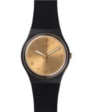 Swatch GB288 Original Gent - złote przyjaciółką oglądać