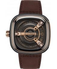 Sevenfriday M2-02 Coppery zegarek
