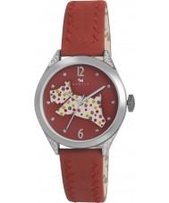 Radley RY2175 Panie czerwony skórzany pasek zegarka