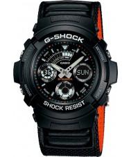 Casio AW-591MS-1AER Mężczyźni g-shock zegarek sportowy chronograf