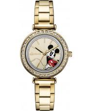 Disney by Ingersoll ID00304 Unia Ladies pozłacana bransoletka zegarek