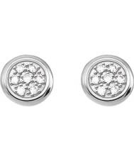 Thomas Sabo D-H0001-725-14 glam Panie i soul 925 sterling silver diamond kolczyki stud