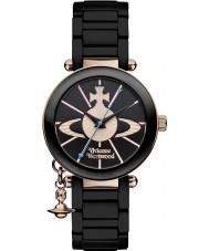 Vivienne Westwood VV067RSBK Damski zegarek kensington