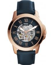 Fossil ME3102 Zegarek warty dla mężczyzn