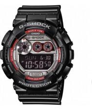 Casio GD-120TS-1ER Mężczyźni g-shock czas światowy czarny zegarek cyfrowy