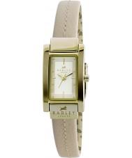 Radley RY2050 Panie szyte Krem skórzany pasek zegarka