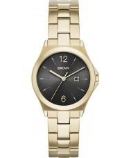 DKNY NY2366 Parsons Women pozłacany zegarek