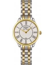 Rotary LB02916-06 zegarki damskie elise two tone złocistego zegarka
