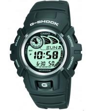 Casio G-2900F-8VER Mężczyźni g-shock zegarek auto oświetlacz szara żywica