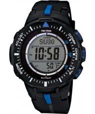 Casio PRG-300-1A2ER Mens pro-Treck czarny pasek zegarka żywicy