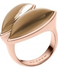 Skagen SKJ0487791-8 Ditte damskie różowe złoto dzwonek - Wielkość p