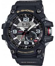 Casio GG-1000-1AER Mężczyźni g-shock auto led czarny pasek zegarka żywicy