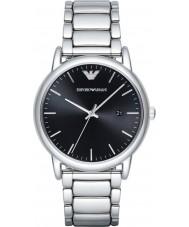 Emporio Armani AR2499 Mężczyźni ubierają Srebrna bransoleta ze stali zegarek
