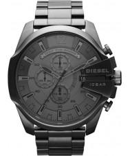 Diesel DZ4282 Mężczyźni mega szef zegarek chronograf brązu