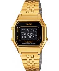 Casio LA680WEGA-1BER Kolekcja Klasyczna pozłacany zegarek