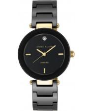 Anne Klein AK-N1018BKBK Alice Watch damski