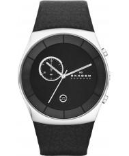 Skagen SKW6070 Mężczyźni Klassik czarny zegarek chronograf